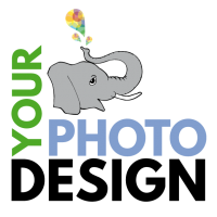 Your Photo Design Logo